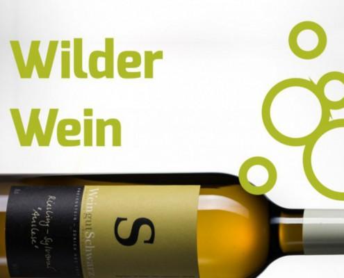 Wein mit Wilder Hefe vergoren